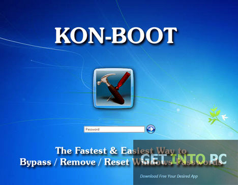 Kon-Boot Offline Installer setup