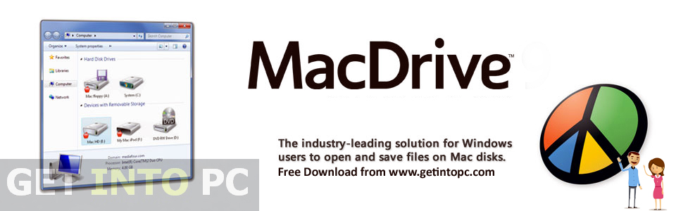 MacDrive Download Software