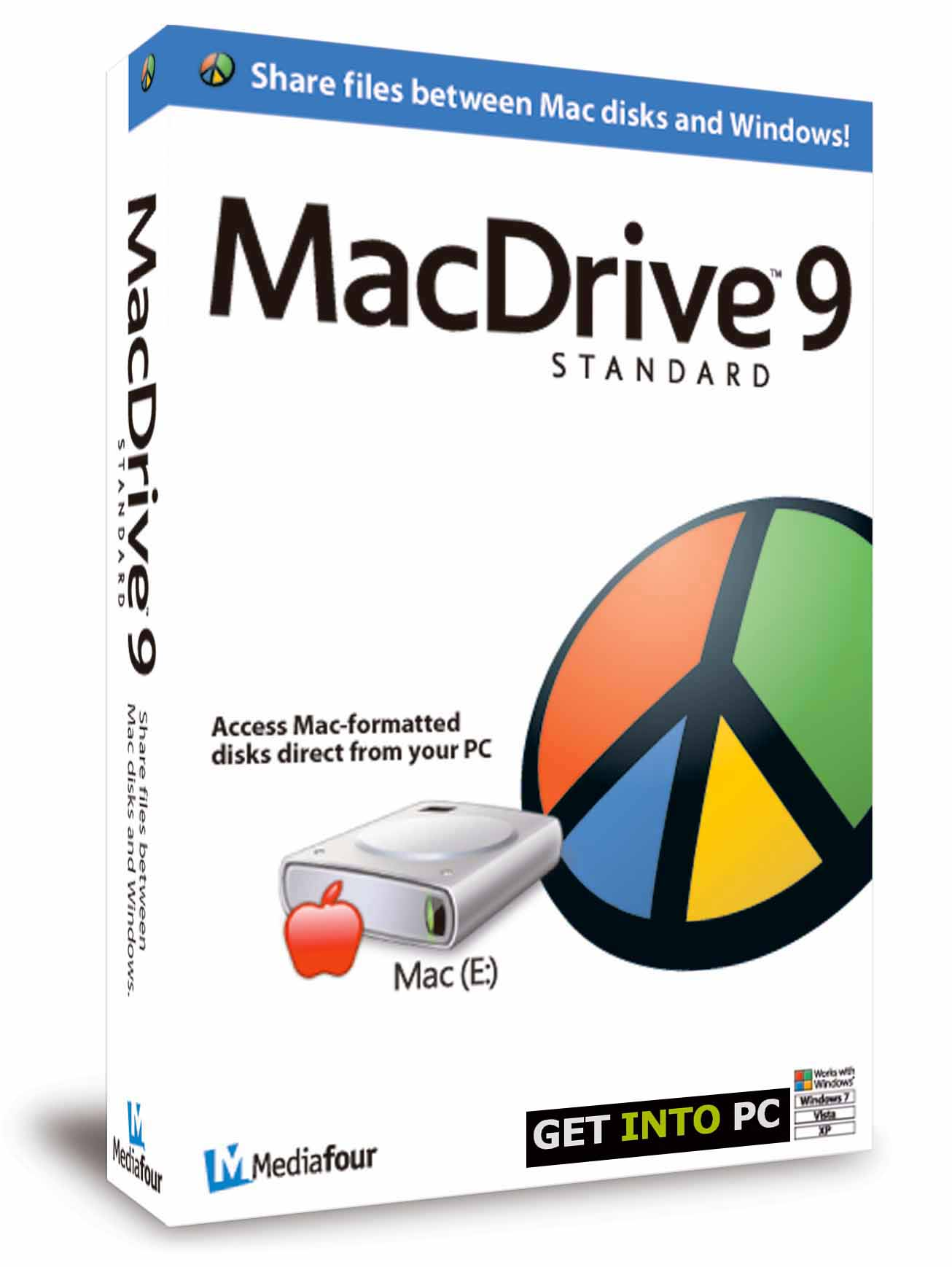 MacDrive Free Download