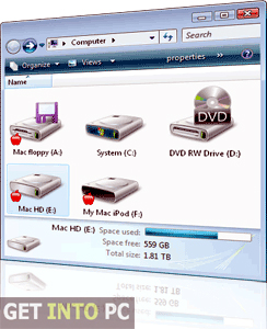 MacDrive Latest Version setup