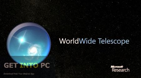 Microsoft Worldwide Telescope Free Download