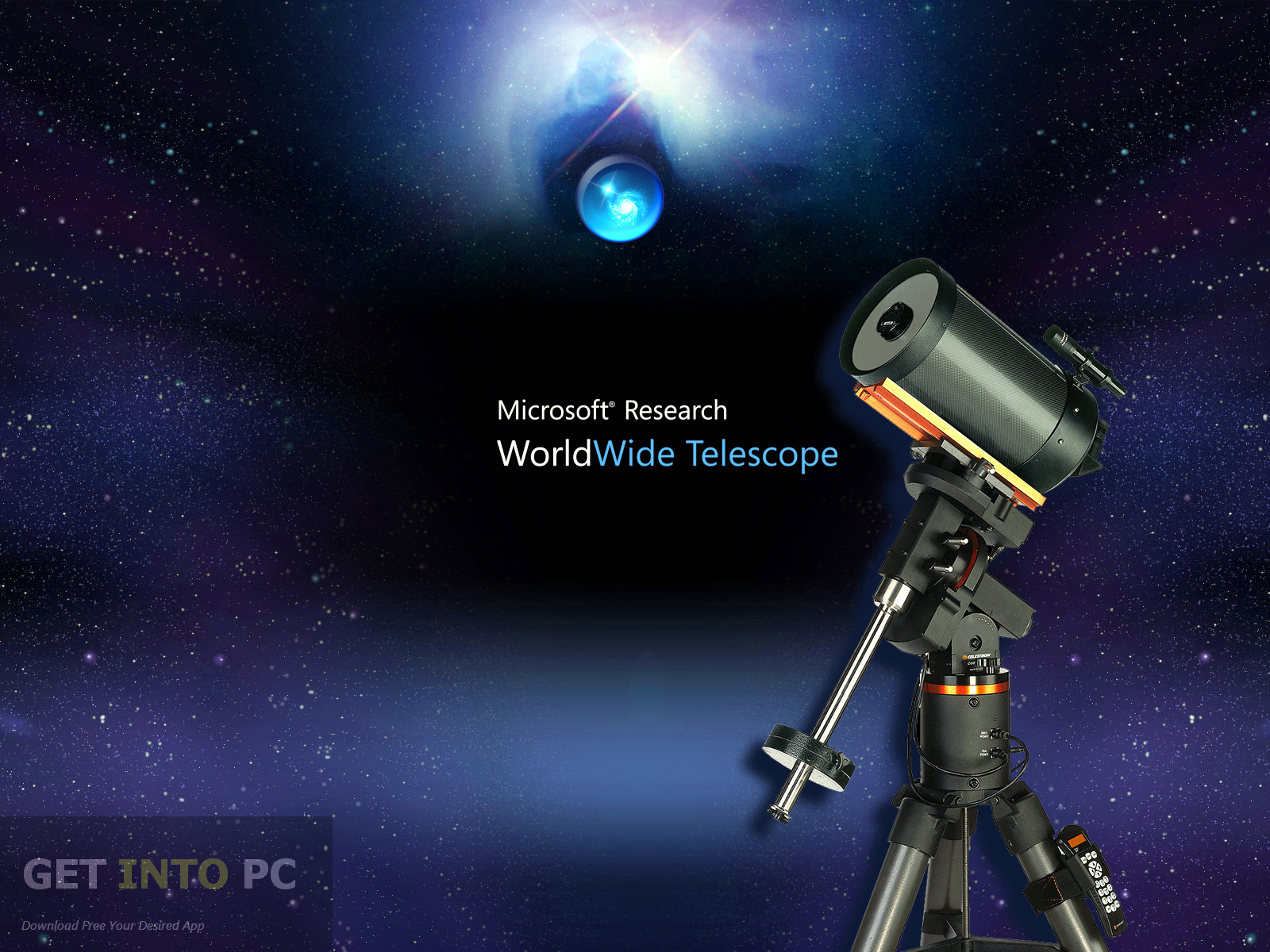 Microsoft Worldwide Telescope For Windows