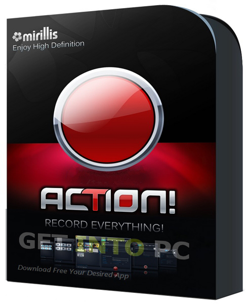 Mirillis Action Free Download