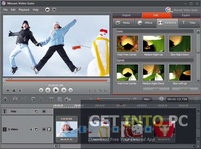 Movavi Video Suite Setup exe Download