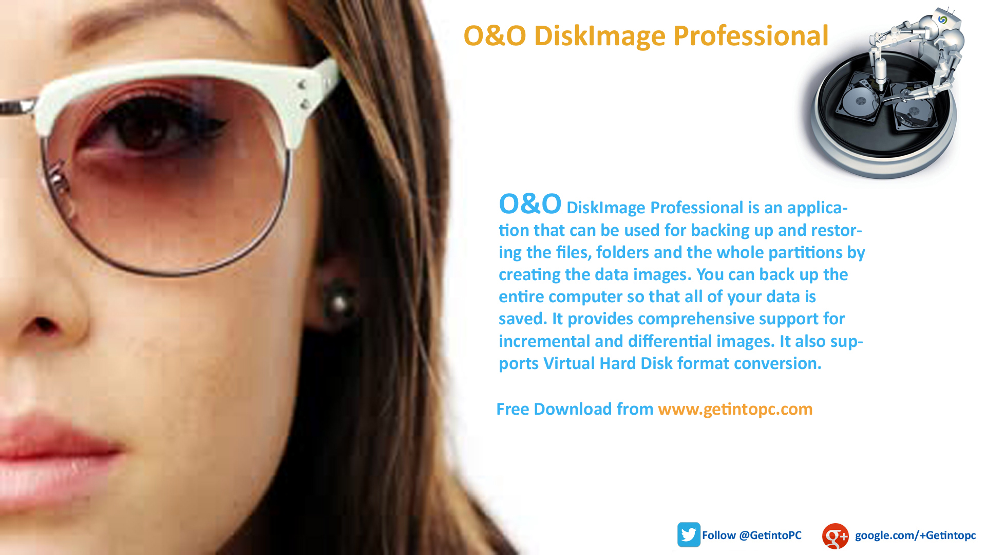 O&O DiskImage Free Download