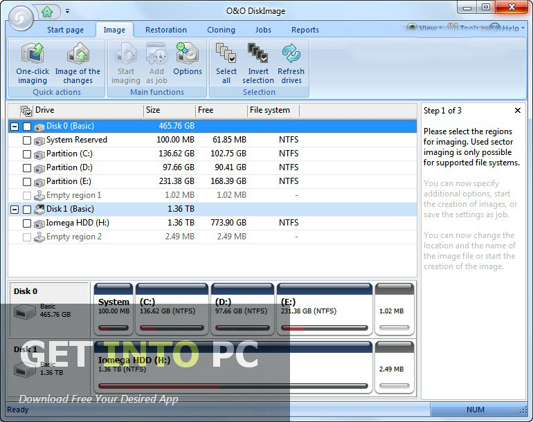 O&O DiskImage Professional Free Download