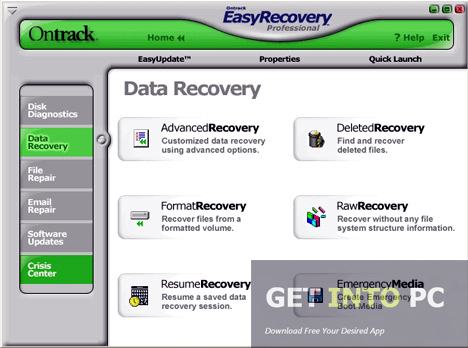 Ontrack EasyRecovery Enterprise Offline Installer