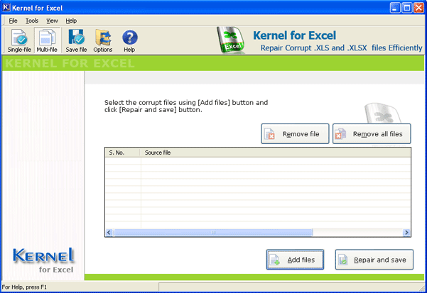 Kernel For Excel Free Download