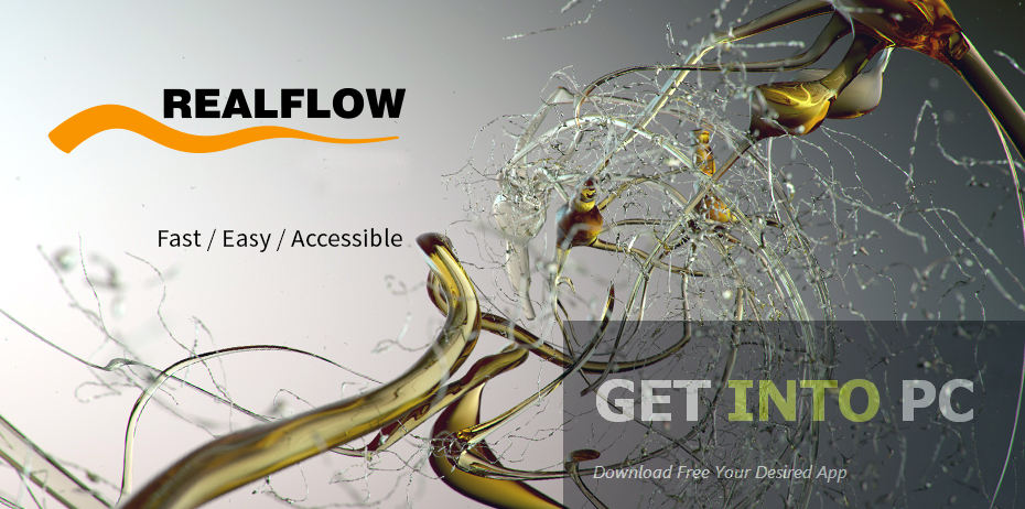 REALFLOW 3D Software Direct Link Download
