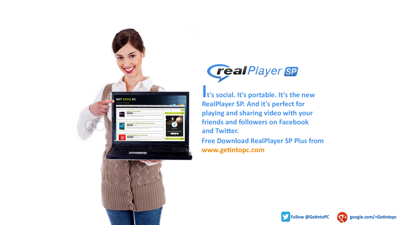RealPlayer SP Plus Free Download