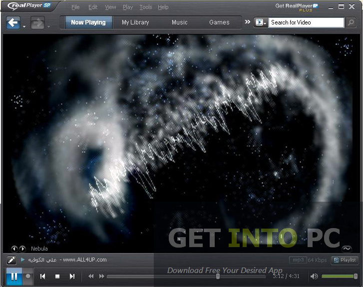 RealPlayer SP Plus Latest Version