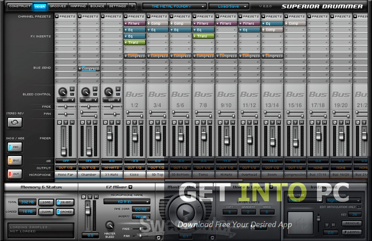 ToonTrack Superior Drummer For Windows