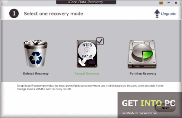 iCare Data Recovery Software Free Download