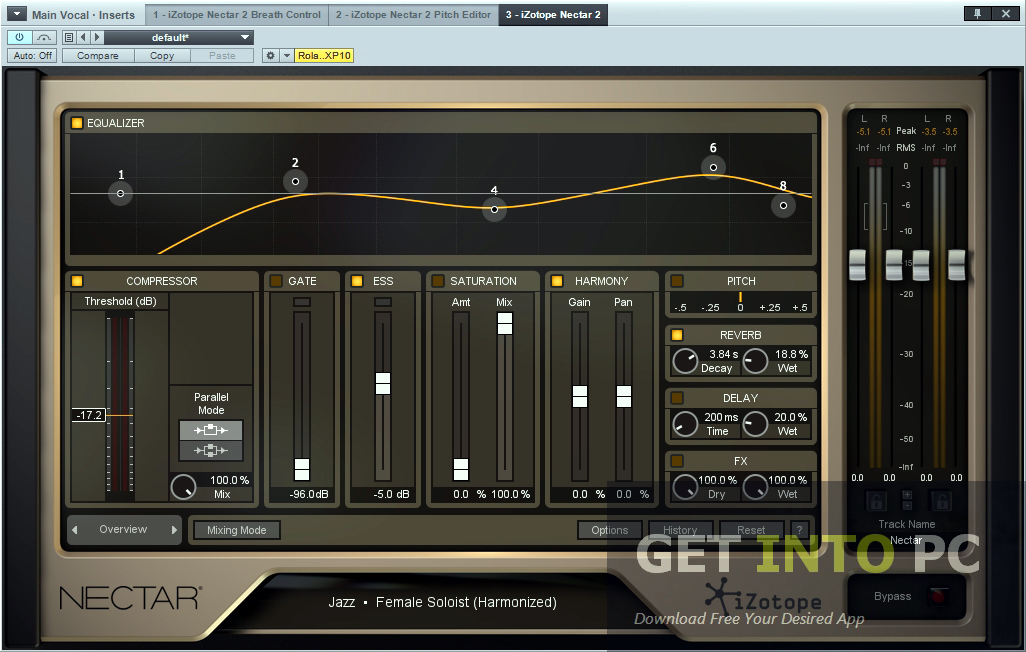 iZotope NECTAR 2 Latest Version