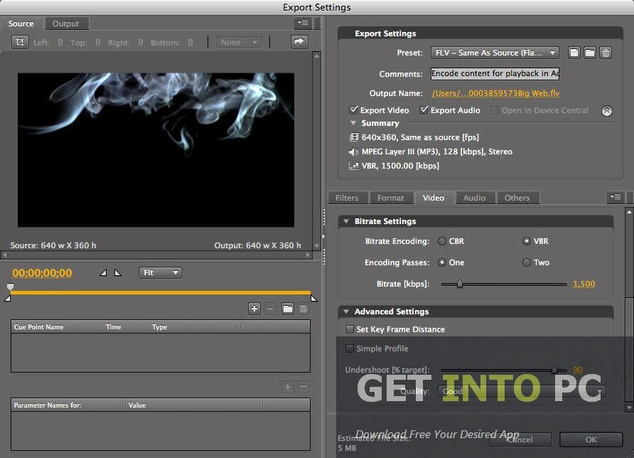 Adobe Media Encoder CC 2014 Latest Version Download