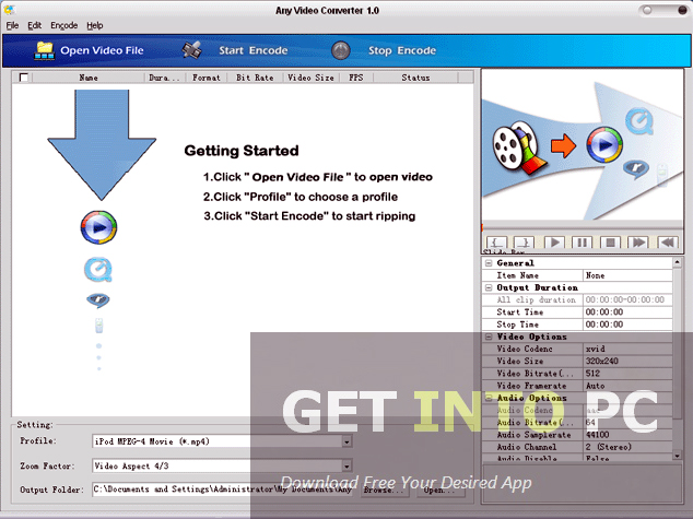 Any Video Converter Professional Latest Version Download