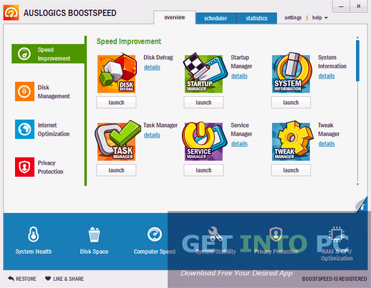 AusLogics BoostSpeed Latest Version Download