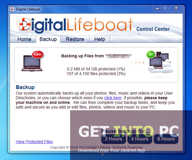 Digital Lifeboat BitTorrent Offline Installer Download