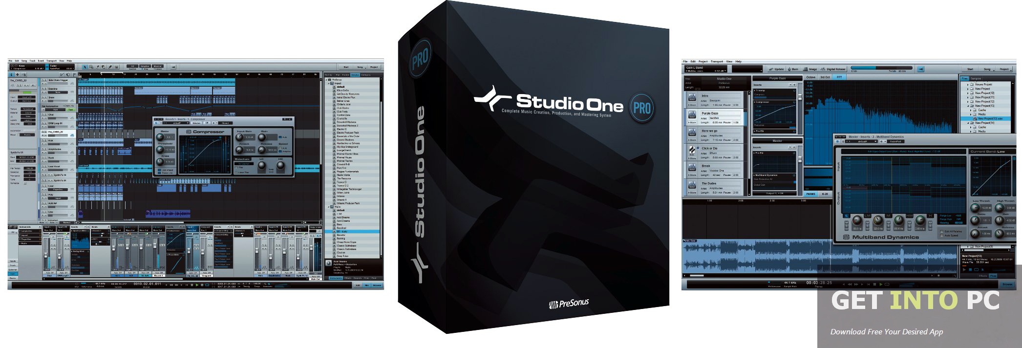 Download Presonus Studio One Professional Setup exe