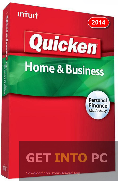 Download Quicken Home & Business 2014 Setup exe