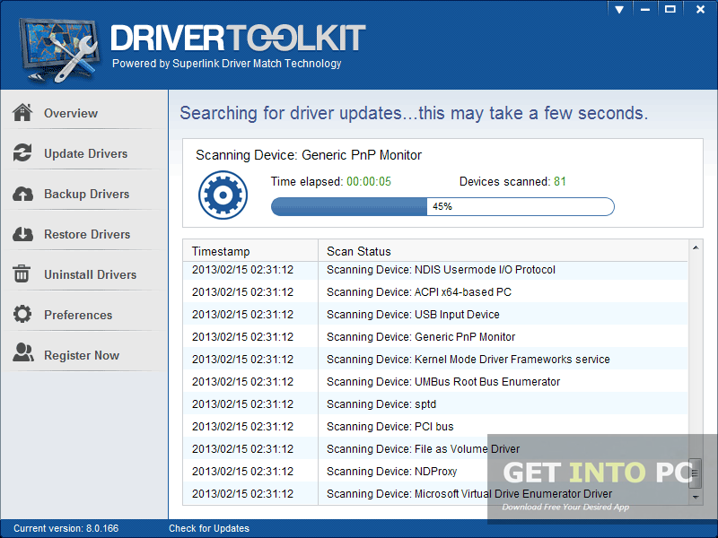 free driver toolkit