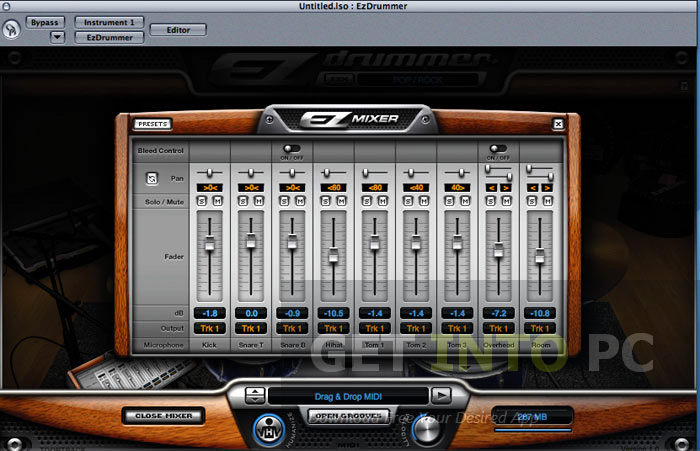 EZDrummer Direct Link Download