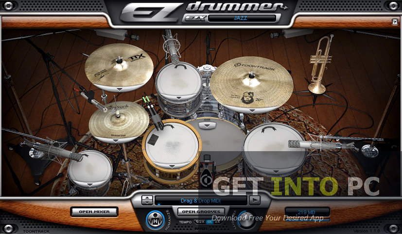 virtual drum software free  for pc