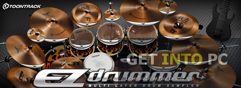 EZDrummer Latest Version Download