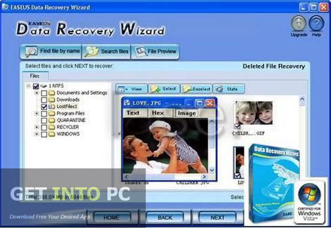 EaseUS Data Recovery Wizard Professional Offline Installer Download
