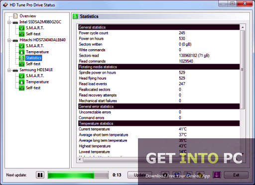 HD Tune Pro Free Download Hd Tune