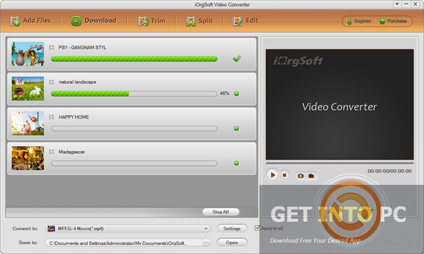 IOrgsoft SWF Video Converter Instant Installer Download