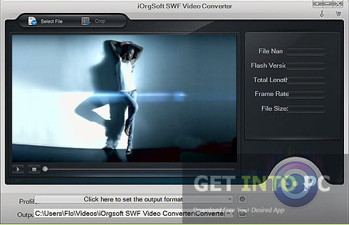 IOrgsoft SWF Video Converter Latest Version Download