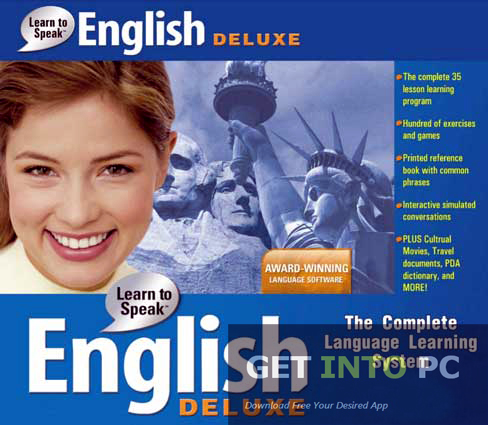 Learn to Speak English Deluxe 10 Latest Version Download