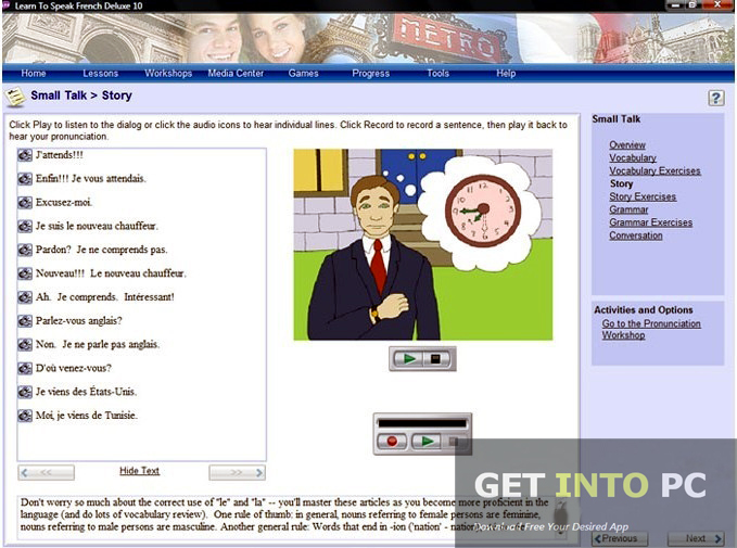 Learn to Speak English Deluxe 10 Offline Installer Download