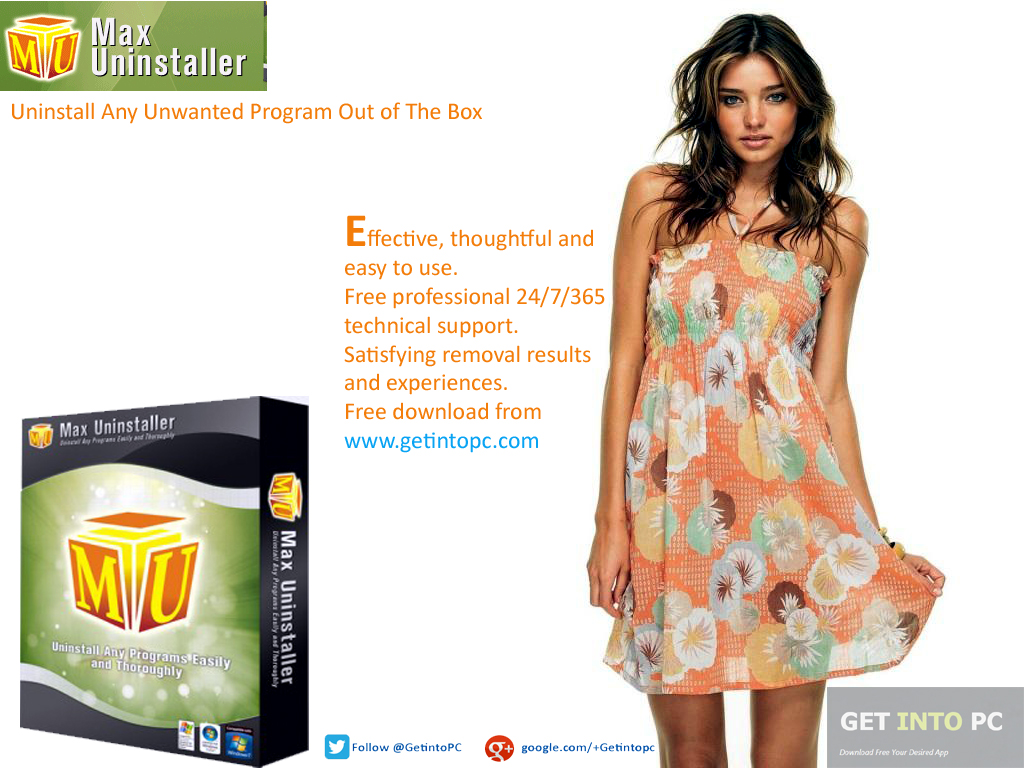 Max Uninstaller Free Download