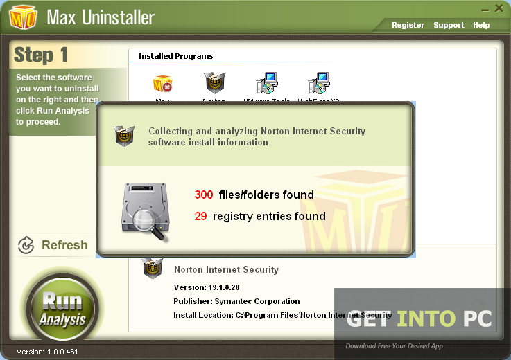 Max Uninstaller Offline Installer Download