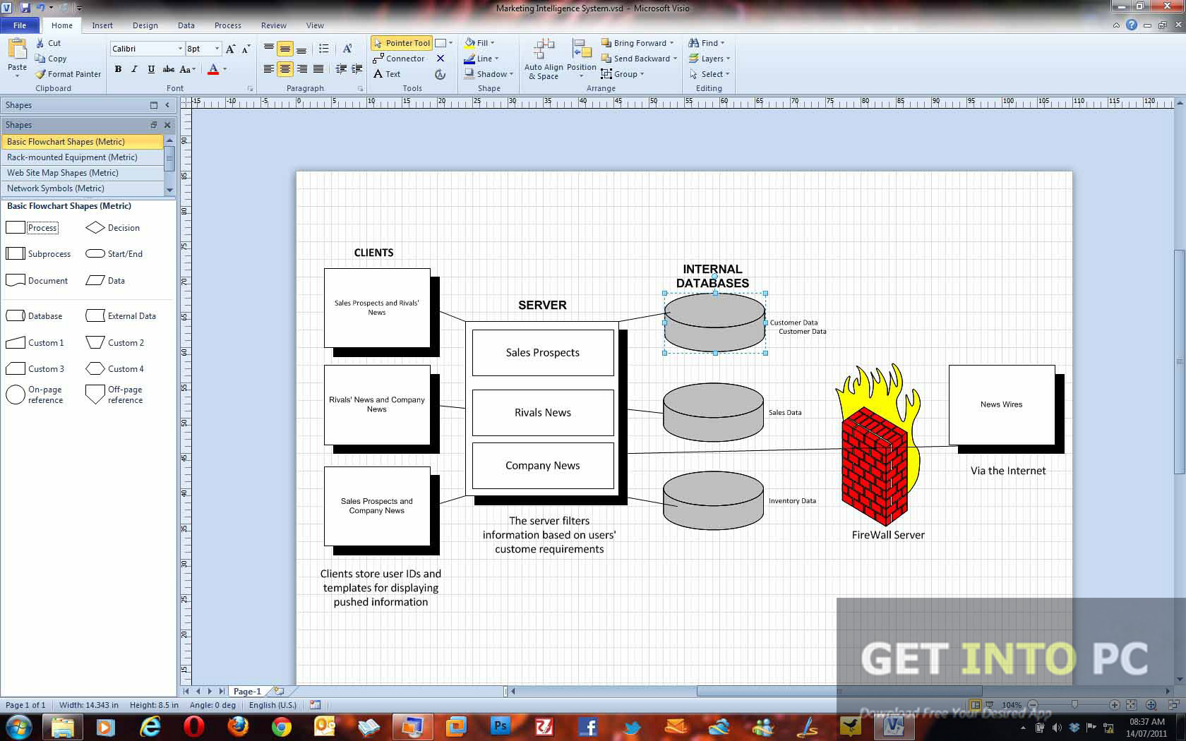 microsoft visio professional 2010 free download