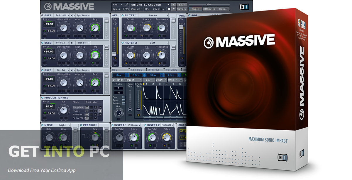 ni massive free full download