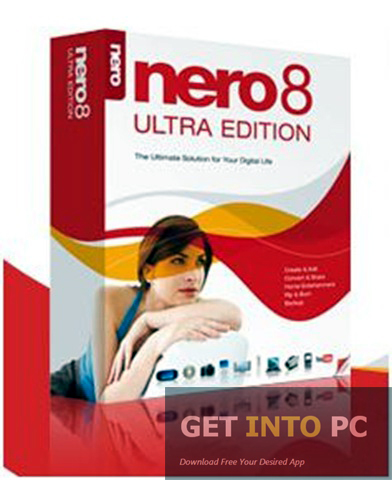 Nero 8 Download For Free