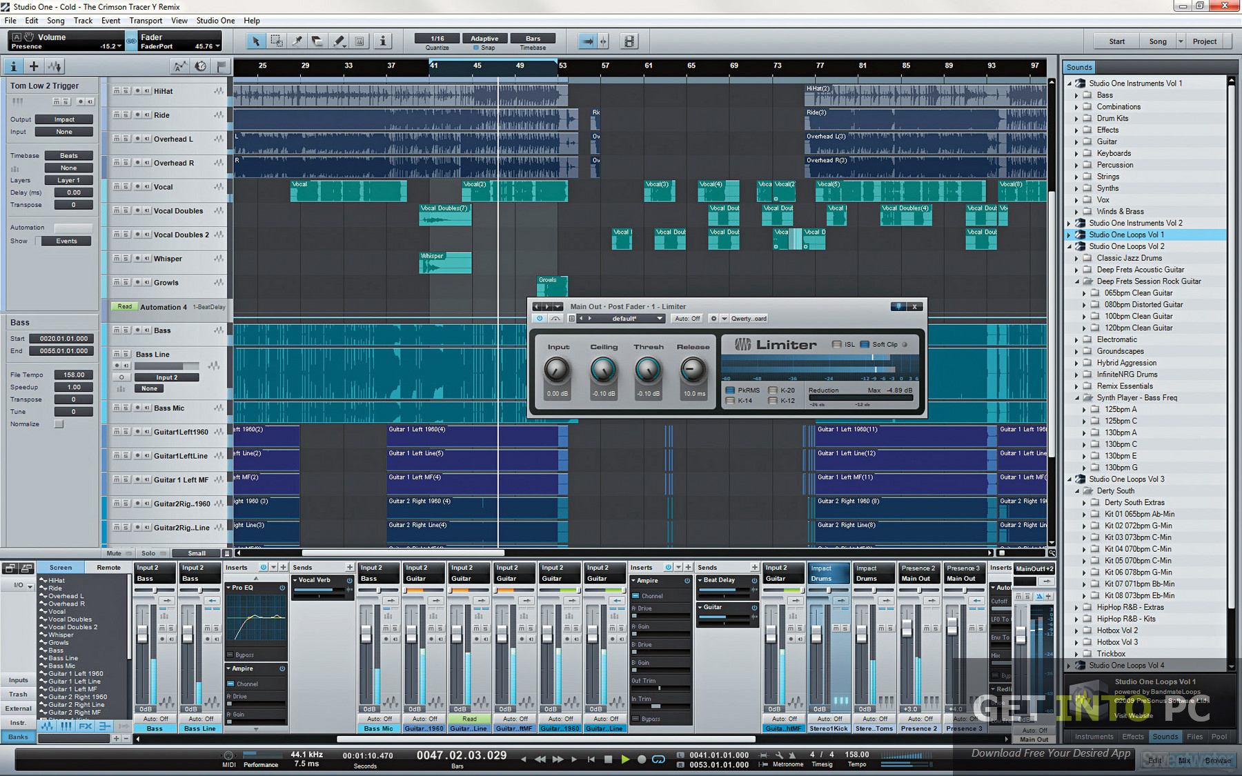 Presonus Studio One Professional Direct Link Download