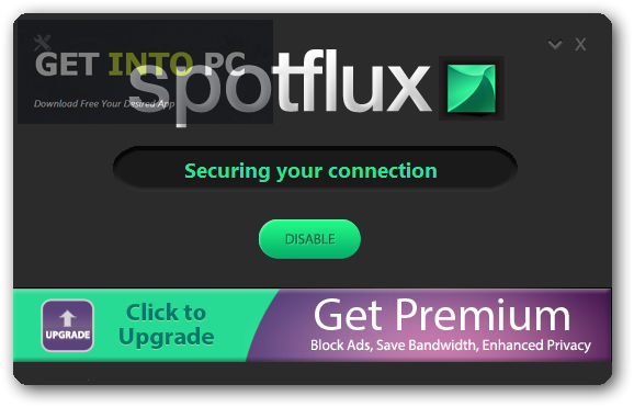 Spotflux Direct Link Download