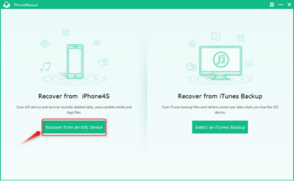 How to Use PhoneRescue to Recover Lost Data on iPhone