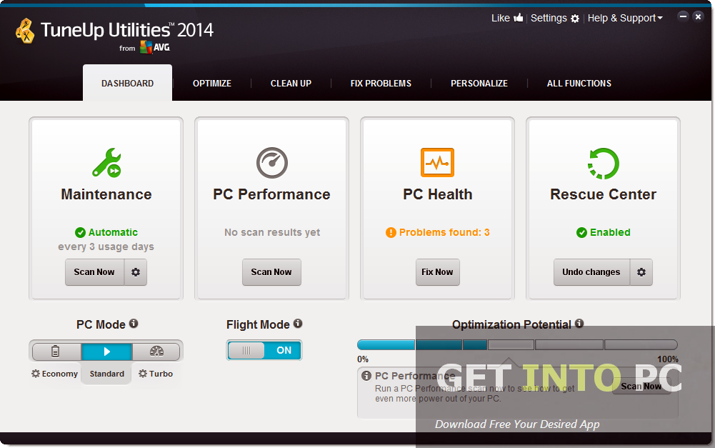 Tune Up Utilities 2014 Free Download
