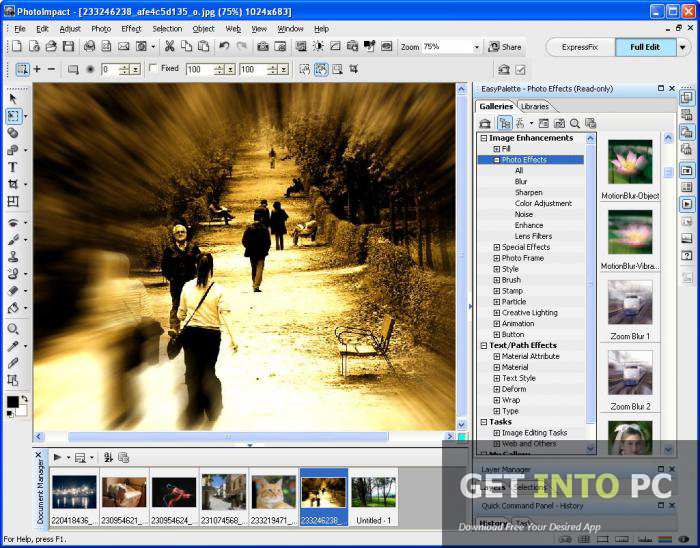 Ulead PhotoImpact X3 latest Version Download