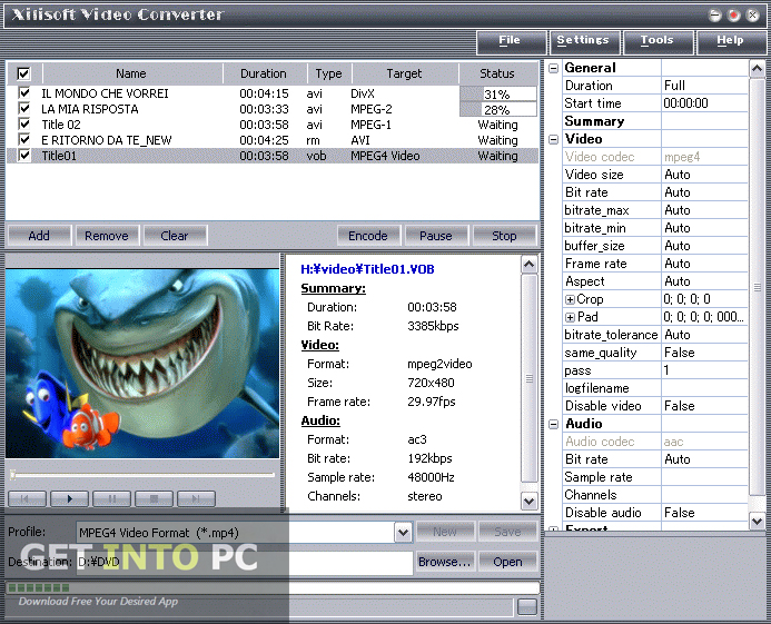 Xilisoft Video Converter Latest Version Download