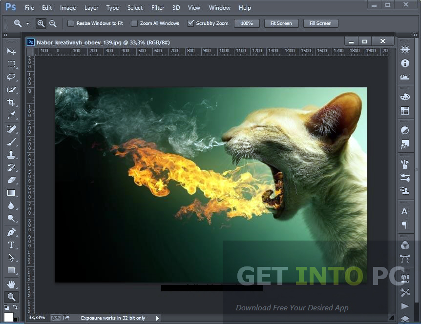 Adobe Photoshop CC Lite Latest Version download