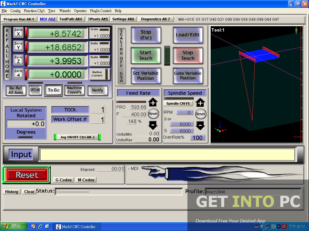 Artsoft Mach3 Latest Version Download