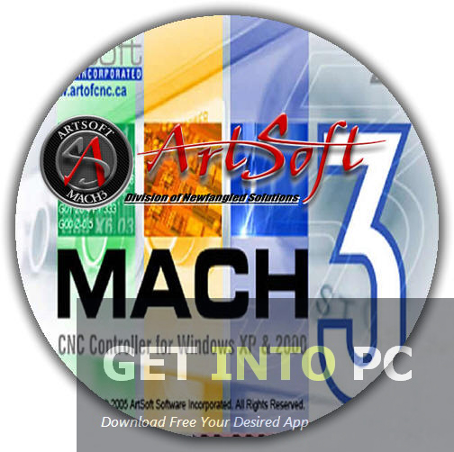Download Artsoft Mach3 Setup exe