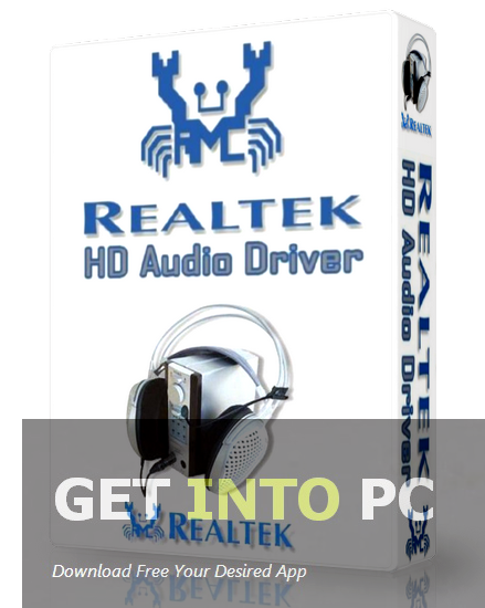 Download Realtek High Definition Audio Driver Setup exe