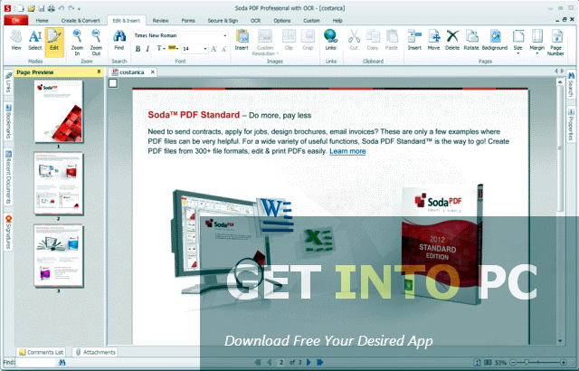 Download Soda PDF Pro Setup exe